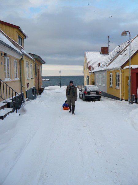 Noël en Scandinavie